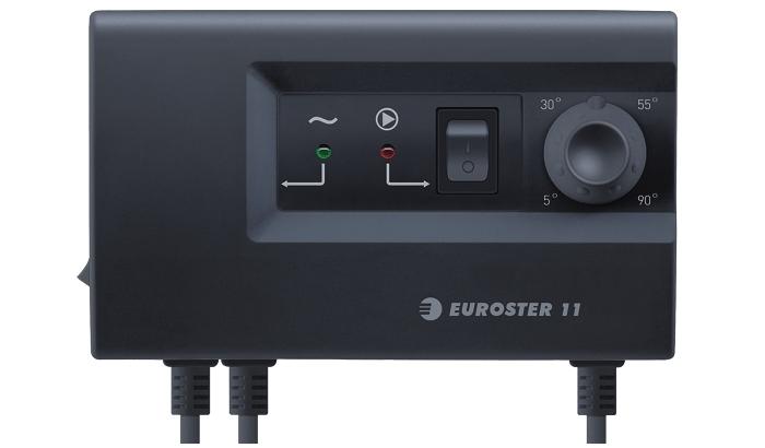 Euroster 11 analóg szivattyú vezérlő